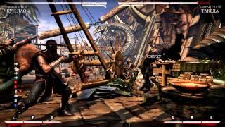 GTX 460 VS Mortal Kombat X