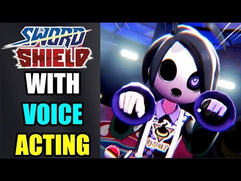 Allister Is UNHINGED! - Sword & Shield With Voice Acting