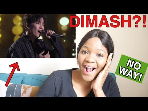 FRENCH First Time Reaction to DIMASH KUDAIBERGEN singing SOS | француженка реагирует на Димаша