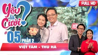 The student fall in love with the university lecturer| Viet Tam - Thu Ha| YLC #5💘