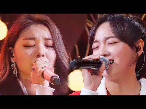에일리·김세정, 감성 촉촉해지는 판듀 대결 곡 'If You' 《Fantastic Duo 2》 판타스틱 듀오 2 EP33