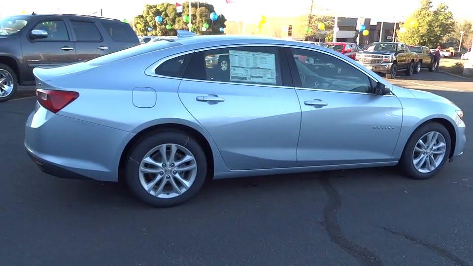 Lithia Chevrolet Redding >> 2017 CHEVROLET MALIBU Redding, Eureka, Red Bluff, Chico, Sacramento, CA HF197454 - YouTube