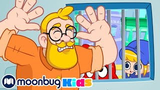 Daddy Goes to JAIL!! - Morphle and Friends | Cartoons for Kids | Mila and Morphle TV