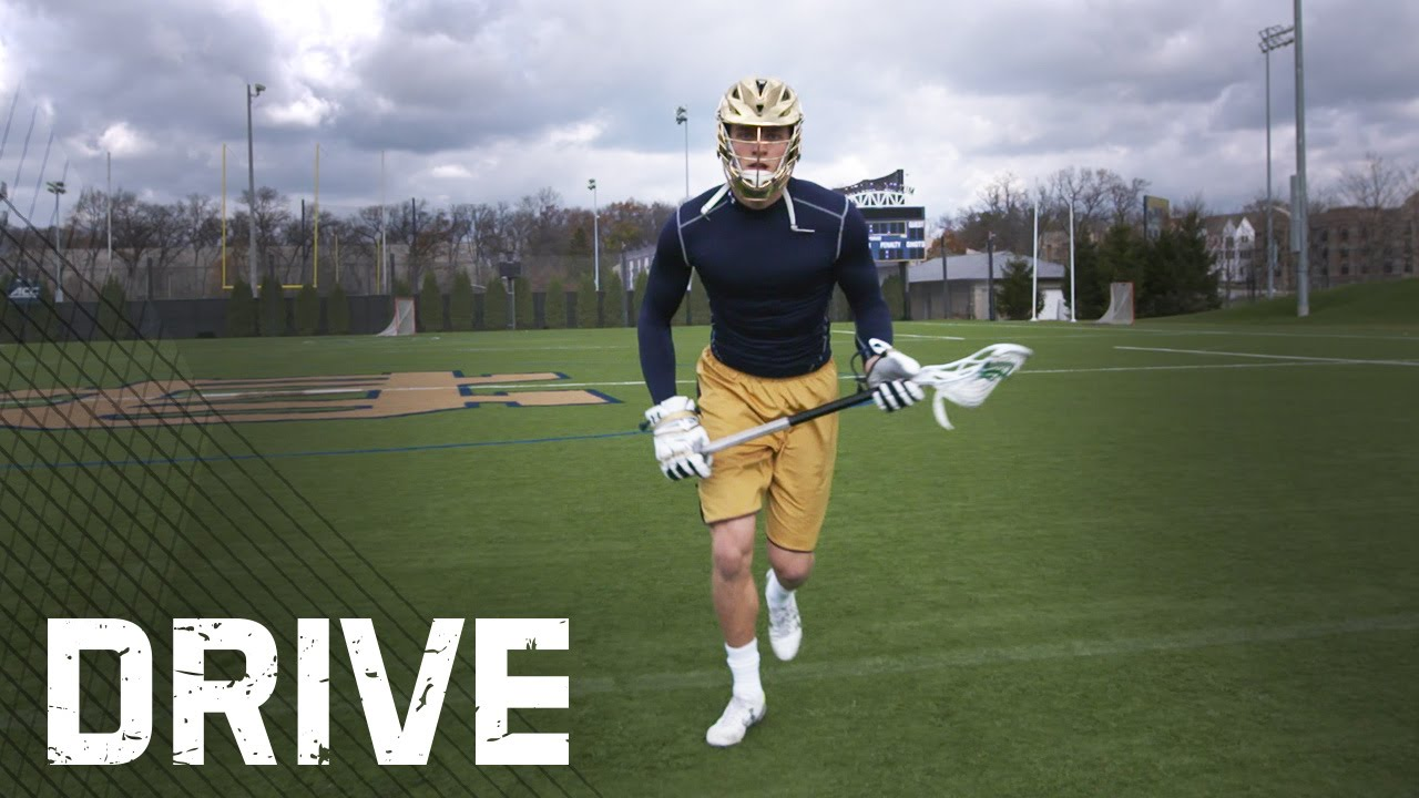 best authentic 14b97 2209d Notre Dame Lacrosse | DRIVE presented by Under Armour #CommandEveryMoment