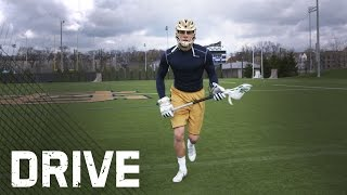Notre Dame Lacrosse | DRIVE presented by Under Armour #CommandEveryMoment