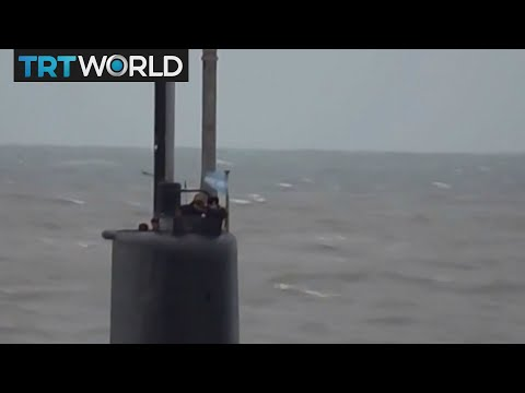 Missing Submarine: Storm in South Atlantic hampers search efforts