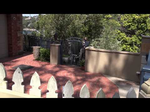 Kerrie & Mitchell's barking dogs. Sony FDR AX100 4K UHD. Yowie Bay NSW. Feb 2015.
