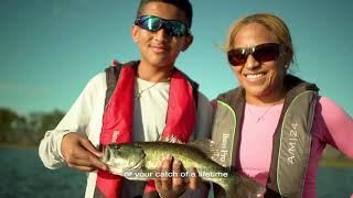 Celebrate with us National Fishing and Boating Week