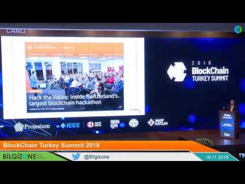 BlockChain Turkey Summit 2018 – 4.Oturum