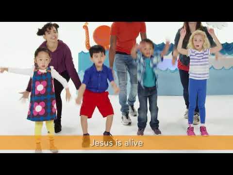 MusicVideo Jesus is Alive Lyrics