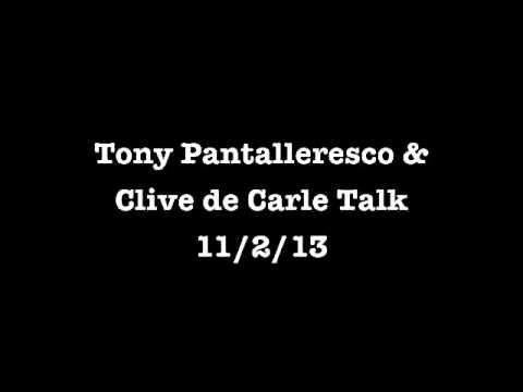 The Herbalist Tony Pantalleresco & Clive de Carle - Health, Longevity, Natural Cures