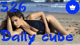 Daily cube #326 | Ежедневный коуб #326