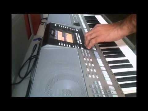 Koi Dost Hai Na Raqeeb Hai (Jagjeet Singh) on Yamaha Keyboard PSR-S910