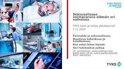 Tyks tutkii ja hoitaa 7.11.2019: Parisuhde ja seksuaalisuus - Katja Kero ja Päivi Heinonen