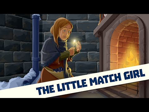 The Little Match Girl [AUDIOBOOK] read by Ewan McGregor - GivingTales I Kids App