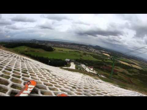 Midlothian Dry Slope Skiing, 2012-08-24