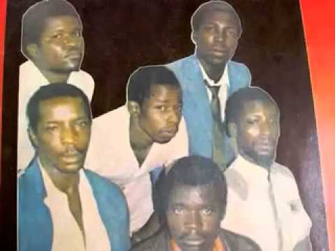 Dzinomwa Muna Save - Robson Banda&the New Black Eagles