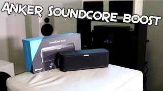 ANKER SOUNDCORE BOOST REVIEW!