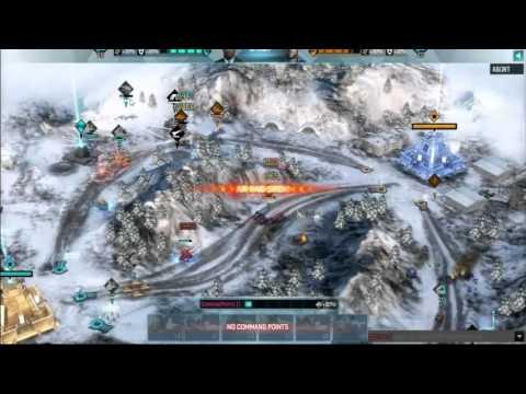 TC Endwar Online : Wargame Mode - #1 Game 7/9  