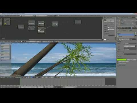 Blender 2.69 - Tutorial on creating an Animated Beach - Part