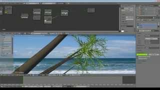 Blender 2.69 - Tutorial On Creating An Animated Beach - Part 1