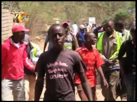 Hundreds of Isiolo bodaboda operators in protest over infringement of rights