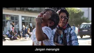Jangan Menangis | Aizat Amdan Lyrics Video Cover