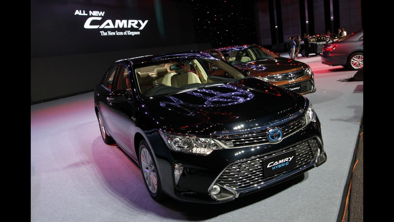 All New Camry Thailand Pajak Grand Avanza 2016 The 2015 2 5l Hybrid Interior Exterior Walk