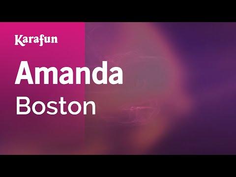Karaoke Amanda - Boston *
