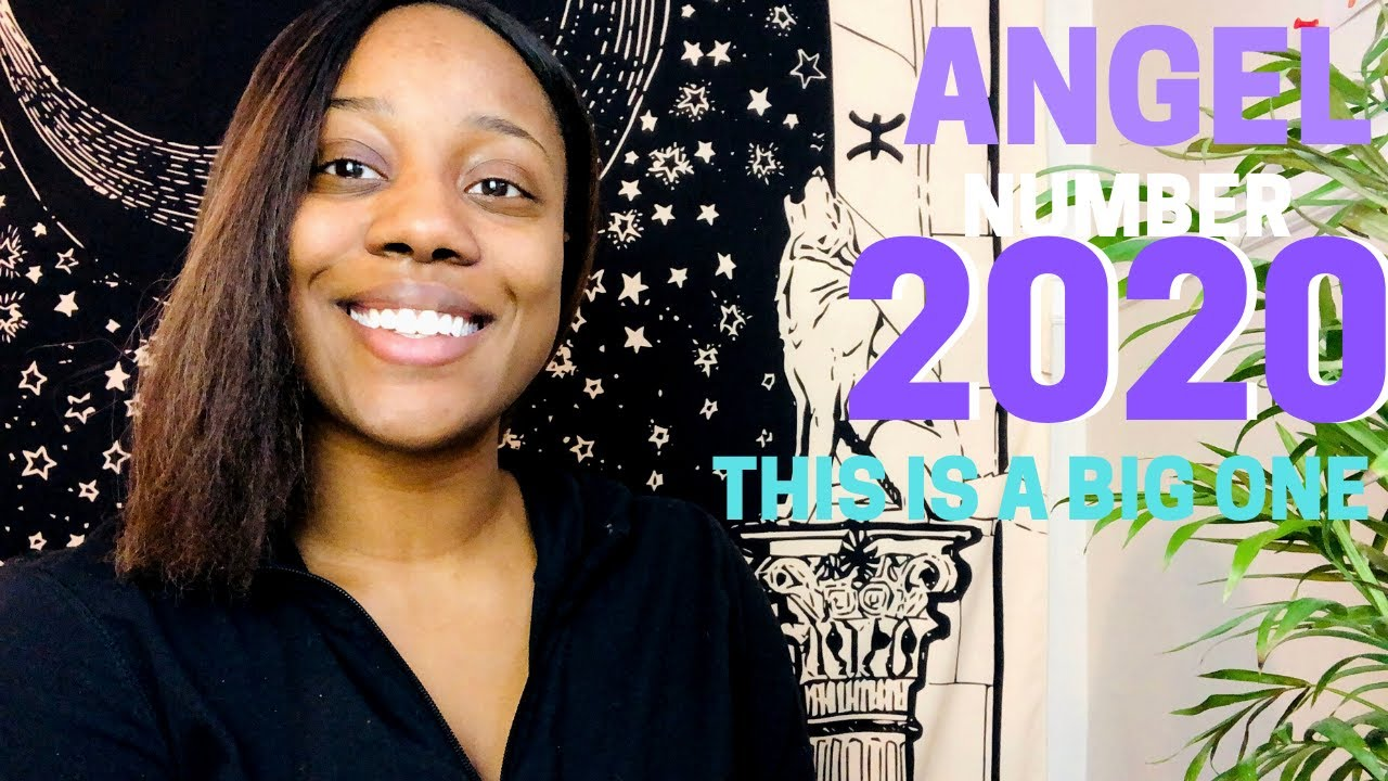 ✨ WHAT DOES 2020 MEAN IN ANGEL NUMBERS ( THIS IS BIG ) | Shika Chica