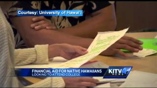 UH offering scholarships to Native Hawaiians