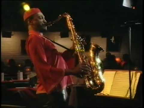 "George Adams & Don Pullen Quartet play ""Intentions""."