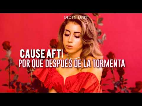 kali uchis - after the storm (letra en español e inglés)