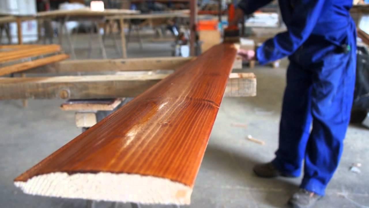 C mo fabricar una casa de madera youtube - Fabricas de madera ...