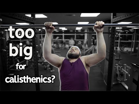Starting Calisthenics When You're Overweight? Do THIS!