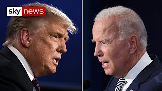 First US Presidential debate: the 'highlights'