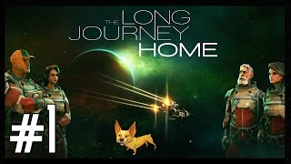 The Long Journey Home - First Look/Gameplay/Review - Space Sim Game PC