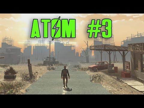 БУНКЕР, НАЧАЛО ИССЛЕДОВАНИЯ - Atom A Post Nuclear RPG #3