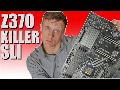 ASRock Z370 Killer SLI: Mining Rig Friendly?