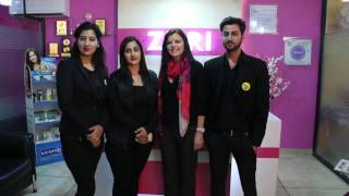 Career in Beauty with CIBTAC Certification at Zuri Beauty Academy