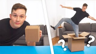Impossible Box Illusion!