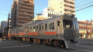 伊予鉄道 高浜線 & 市内線 2019 03