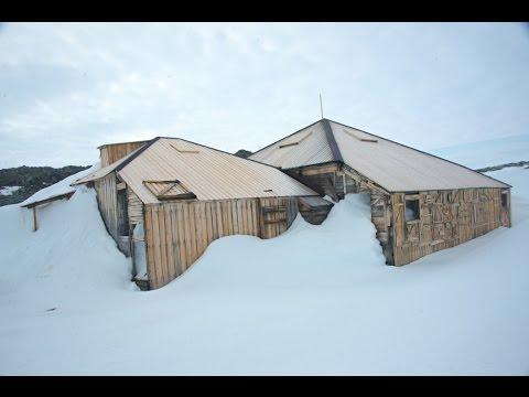 Getting to Mawson's Hut