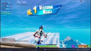 Victory with a #Fortnite bang