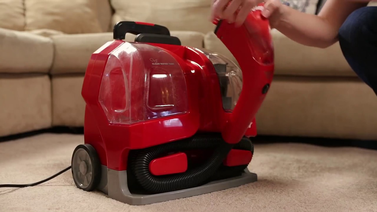 Rug Doctor Portable Spot Cleaner How