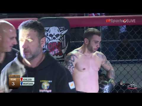 CFC IV  MMA FIGHTS  MATCH 11