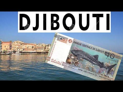 Djibouti Currency || Djiboutian Franc