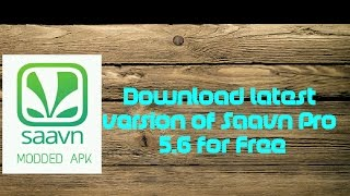how-to-download-latest-saavn-pro-for-free-android-best-music-finder-apk-april-2017