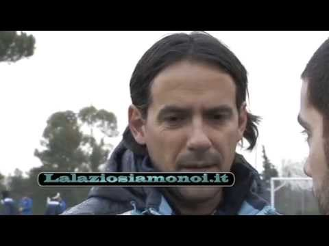 ESCLUSIVA LLSN WEB TV - Intervista a Simone Inzaghi