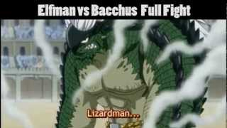 elfman vs bacchus full fight